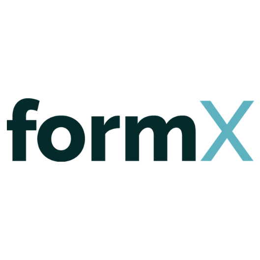 formX form services logo