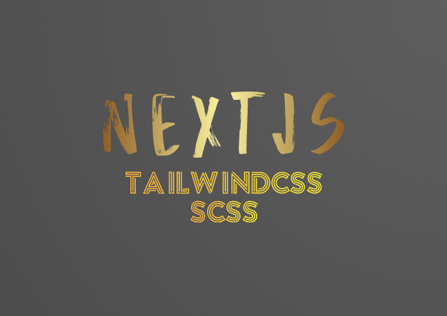 Next.Js boilerplate with TailwindCSS and SASS